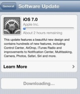 iOS7 Update and Your Business