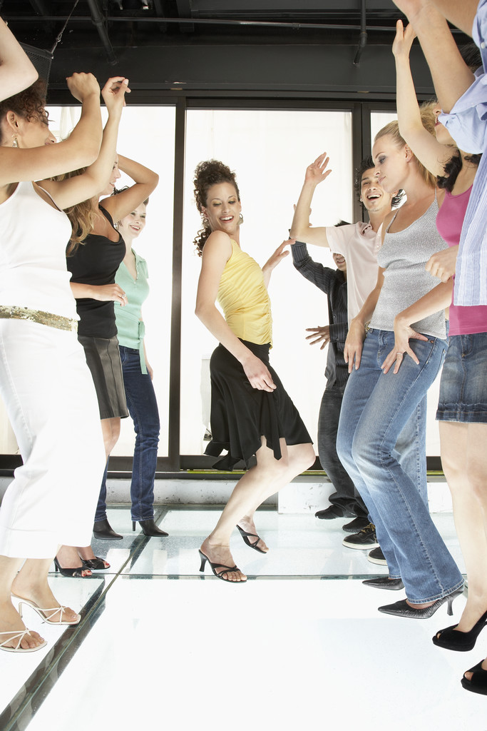 Do you have the personality that will get out there and dance like no one is watching?