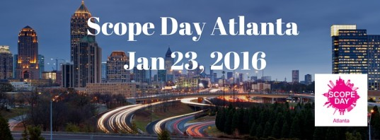 Scope Day Atlanta Jan 23, 2016
